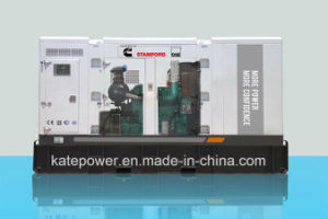 leiser Dieselgenerator 100kVA/80kw mit Perkins-Motor und Stamford Drehstromgenerator