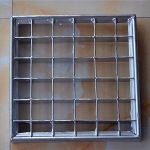 30*30 para la Pasarela de la plataforma de rejilla de acero