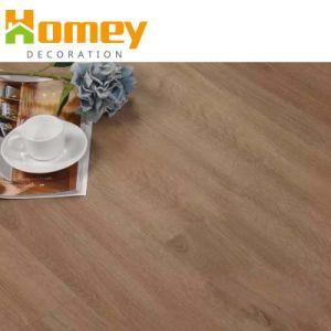 Material PVC fácil de instalar Clique em pisos de vinil do CEP