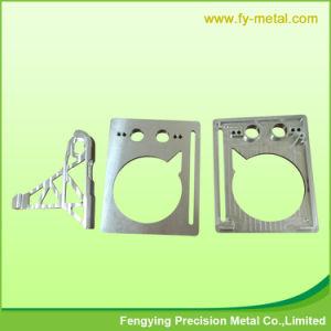 Precision металла с ЧПУ пользовательские обработки деталей из алюминия