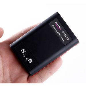 3G Waterdichte Persoonlijke GPS van WCDMA Drijver met geo-Omheining Alarm Gpt06-3G