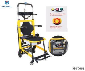 O CES M001 Venda Quente Paciente Escada Motorizada Cadeira Hospitalar maca