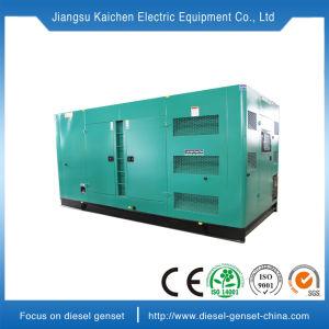 Elektrischer beweglicher leiser Dieselgenerator für Verkauf