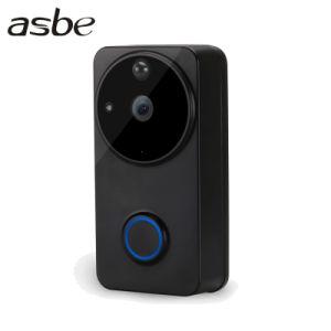 Più nuovo video campanello 720p senza fili di WiFi