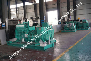 24kw 30kVA elektrische Dieselgenerator-Cummins- EngineStromerzeugung