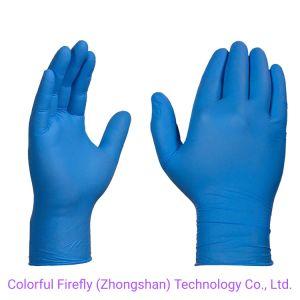 Les gants en nitrile jetables Gant Gant chirurgical de la sécurité des gants médicaux
