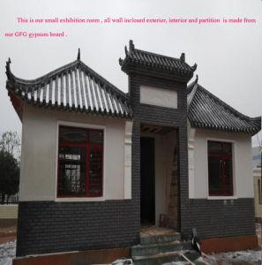 A China uma divisória de gesso em placas de gesso 9,5mm (G15)