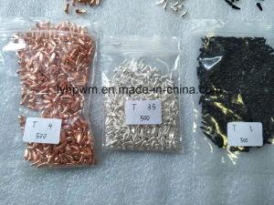 Kleur Dia5.0mm Silver&Copper de van uitstekende kwaliteit van Javi 2.09g van het Wolfram