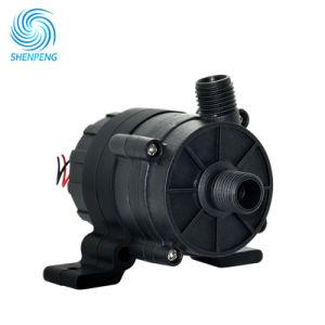 De Pomp van het micro- die gelijkstroom Water van de Omloop in de Verwarmer van het Water wordt gebruikt