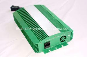 Balasto electrónico HID de HPS/mh/CMH Lámpara 400W 600W regulable de 1000W