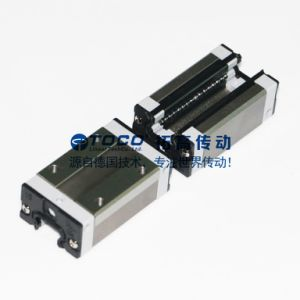 guida lineare di 30mm con la guida lineare HGH30ca del carrello del blocco