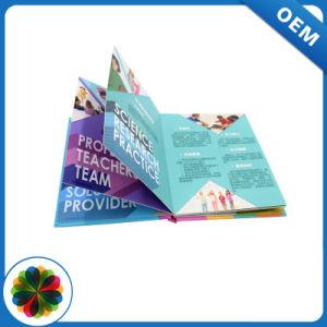 Placa personalizada cores de impressão de livros sob demanda