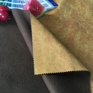 編まれる極度の柔らかいスエードを浮彫りにしなさい