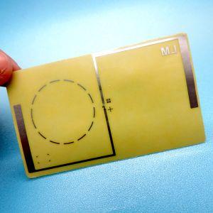 Pallet e gestione del contenitore per il disegno industriale dell'intarsio della modifica di frequenza ultraelevata di industria U8 RFID del rivenditore con vita attiva lunga