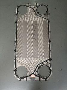 De Plaat van Sondex S41 en de Warmtewisselaar van het Frame