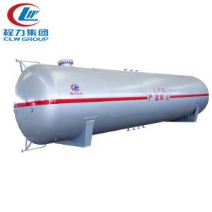 Q345r Autogas, das 40cbm 20tons LPG Sammelbehälter füllt