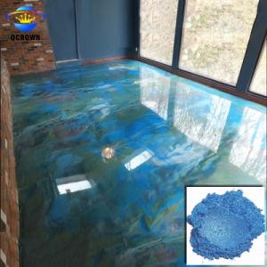 Het metaal Pigment van de Parel voor EpoxyVloer die Pearlescent Mica schilderen poedert Epoxy 3D Vloer