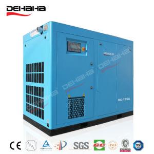 90квт 125 HP по общей промышленной портативный электрический вращающийся Manchines стационарного винтовые воздушные компрессоры с маркировкой CE/ISO9001/SGS сертификат
