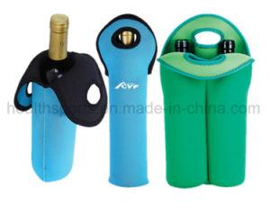 Porte-bouteille personnalisé, isolée en néoprène Refroidisseur de bouteille de vin
