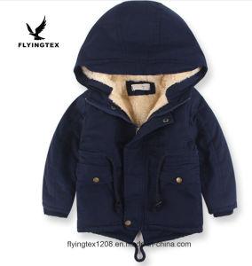 Cappotto di inverno del bambino per il ragazzo minore