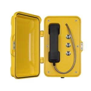China Industry IP68 resistente à prova de Telefone Exterior de montagem na parede