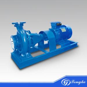 Pompa ad acqua di circolazione di lotta antincendio di aspirazione di conclusione dell'azionamento del motore diesel