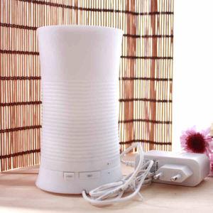 Aceite Esencial de vapor frío de iluminación LED Difusor de plástico