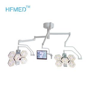 セリウムの公認の手術室LEDの医学の照明(色温度を調節しなさい)