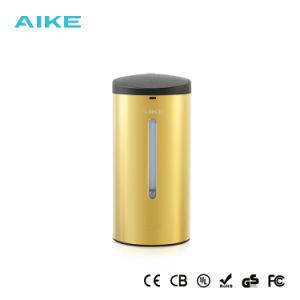 AK1205洗面所のアクセサリの商業ステンレス鋼センサー壁に取り付けられた自動液体手の石鹸ディスペンサー