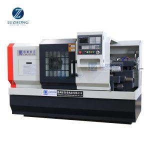 China CK6150 de metal de nivel superior de cama plana horizontal máquina de torno CNC
