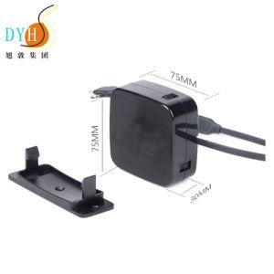 Cable de datos de carga USB Cable alargador retráctil de viaje rebobinadora