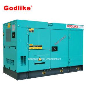 На заводе продажу дизельного двигателя Cummins генератор 344квт/275квт Super Silent генераторах
