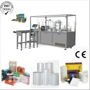 セリウムの公認の透過フィルム自動装置のフィルムのシーリング機械