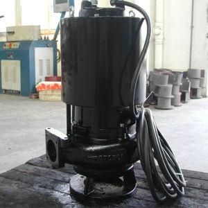 Abwasser-Pumpe mit Scherblock