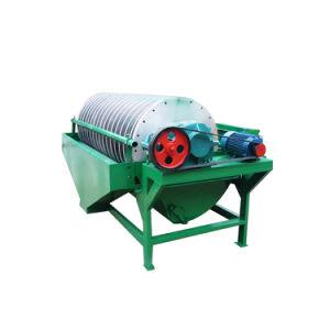 Тин руды влажных постоянного магнитного барабана разделение машины для продажи