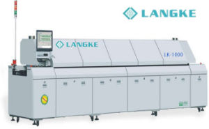 Stampante Semi-Automatica dell'inserimento dello stagno della saldatura della stampatrice dello schermo dello stampino di alta precisione SMT