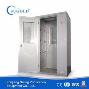 Flb-1c doppelte Personen-einzelne seitliche Luft-Dusche für sauberen Raum