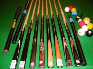 Melhor Venda Pool Snooker Bilhar Cue Stick