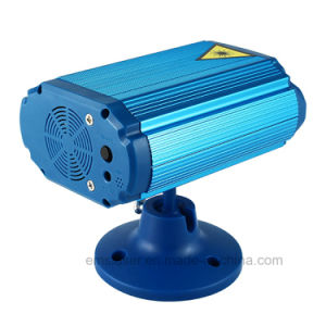小型LED党ライトきらめきの開始の効果のクリスマスレーザープロジェクター