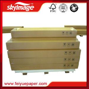 Documento di trasferimento asciutto rapido supremo di sublimazione di Fw100GSM per stampa di trasferimento di Digitahi
