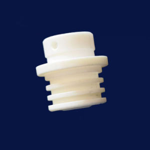 処理し難いZro2ジルコニア陶磁器ポンプ部品をひく内部および外部