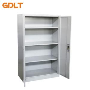 Casellario d'acciaio moderno di /Metal del Governo di memoria delle forniture di ufficio dei 2 portelli con la barra d'acciaio