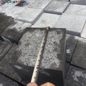 玉石石造りG908 10*10*10cmを舗装する花こう岩の玄武岩のモンゴルの自然な黒