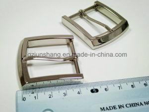 Inarcamento di cinghia materiale in lega di zinco di Pin di abitudine di vendita calda per gli accessori dell'indumento