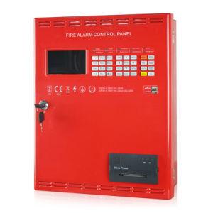 Hete Verkoop 2 het Getelegrafeerde Systeem van het Brandalarm van de Bus Intelligente Adresseerbare