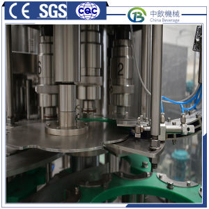 2018 Alta Tecnologia Máquina de engarrafamento de água pura Automática/máquina de embalagem de Enchimento