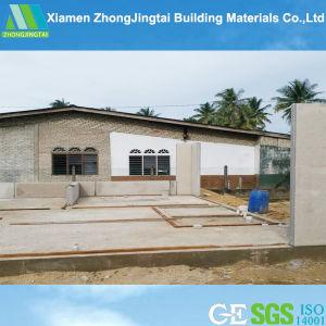 Het lichtgewicht Waterdichte Moderne EPS van de Muur Materiële Comité van de Muur van het Cement