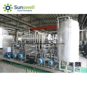 Alimentação Direta de fábrica de enchimento automático de Refrigerantes Soprando Capping Combiblock