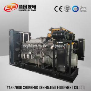 Bajo ruido 2000kVA Mitsubishi Electric grupo electrógeno diesel de potencia
