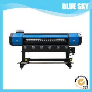 La impresión de inyección de tinta digital gran formato Máquina con cabezal de impresión 5113